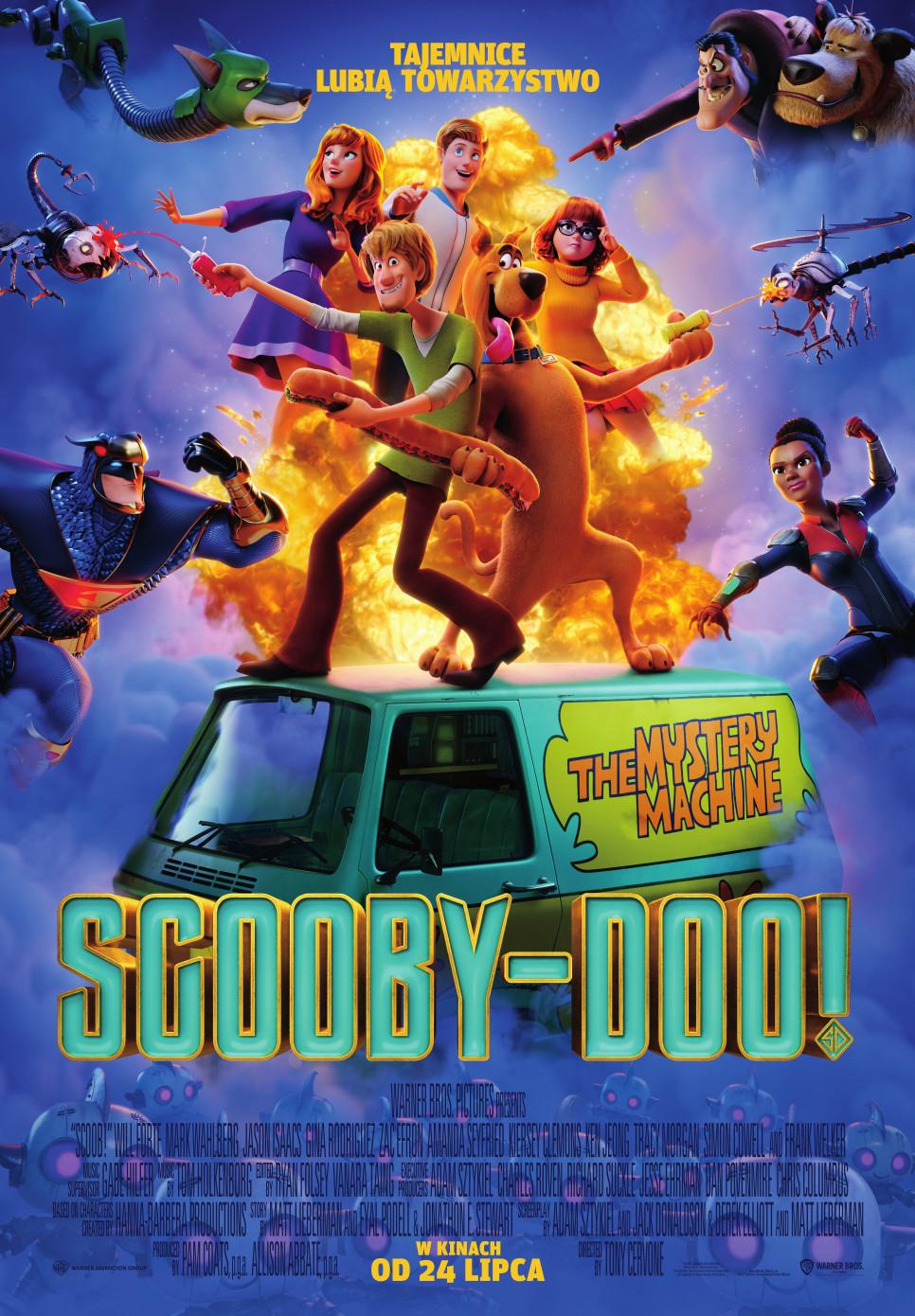 Kino Scooby Doo